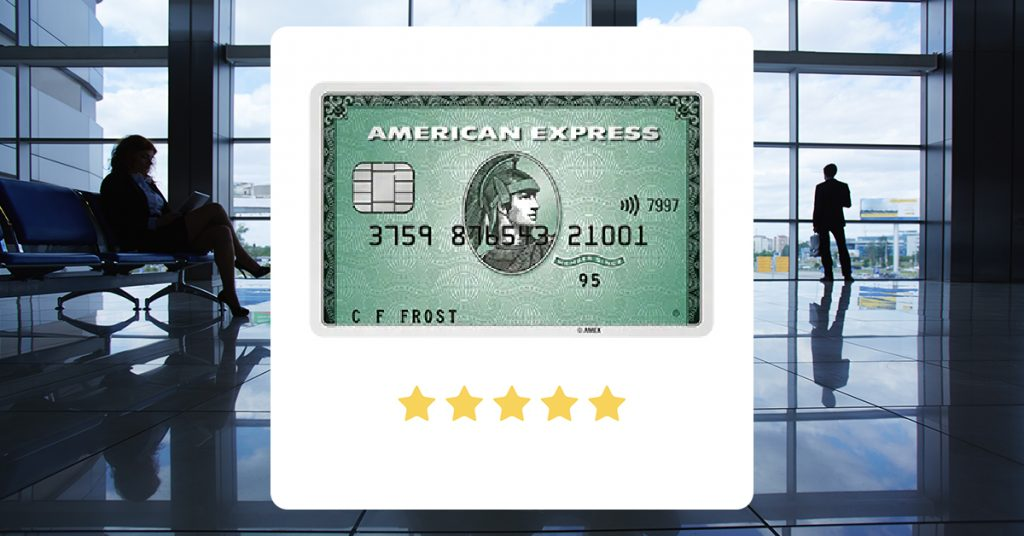 American Express Green Card Kreditkort